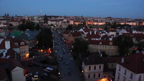Prague City 6 Footage