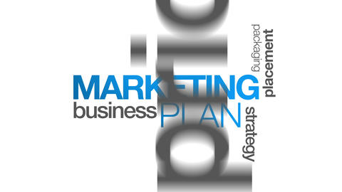 Marketing Plan Stock Video Footage