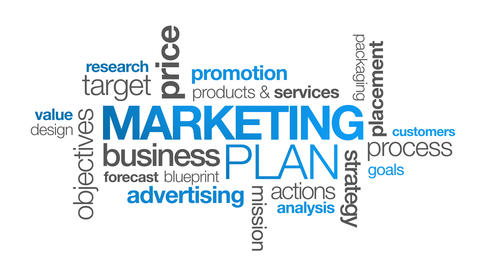 Marketing Plan Animation