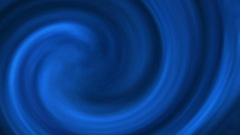 Moving Energy Blue Swirl Stock Video Footage