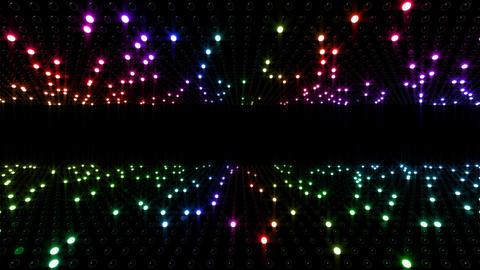 LED Wall 2 Db 1 SR 2 HD Stock Video Footage