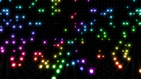 LED Wall 2 Eb 1 SR 2 HD Stock Video Footage
