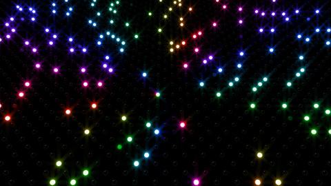 LED Wall 2 Gb 1 SR 2 HD Stock Video Footage