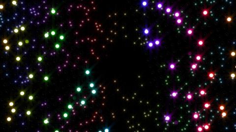 LED Wall 2 Ib 1 SR 1 HD Stock Video Footage