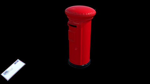 Old Letterbox Animation