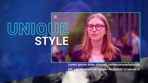 Modern Corporate Opener Premiere Pro Template