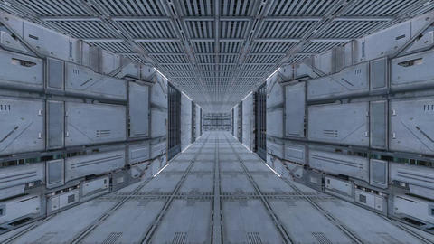 Prison CG動画素材