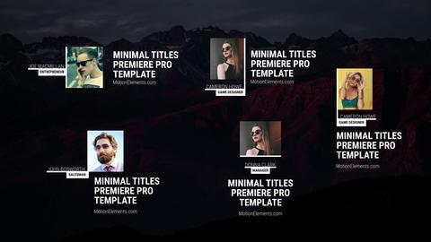 Minimal Titles 2