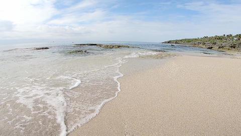 beauty beach scenery Live影片