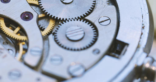 Old Mechanical Watches Live Action