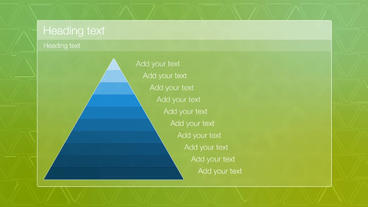 Pyramid After Effects Template