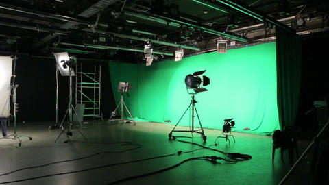 The Set Film Lighting Live Action