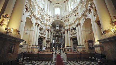 Dominican Church in Ukraine Lviv Image