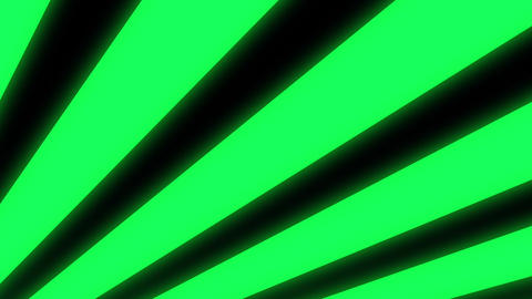 Green Glow Lines Rotating Psychedelic Minimal Abstract Motion Background Loop Animation