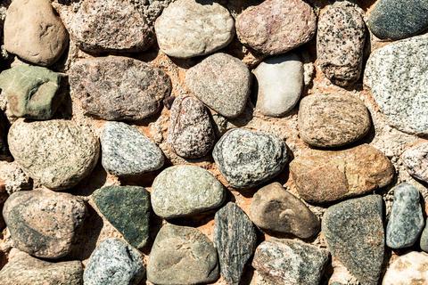 Stone wall texture Fotografía
