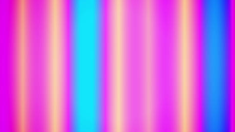 Soft Backdrop With Vertical Rainbow Rays Animation