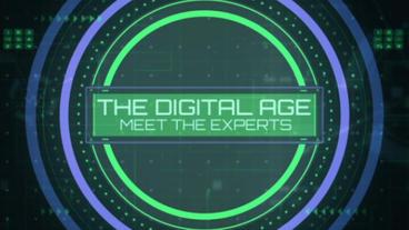 Cyber Ring Slideshow Plantilla de After Effects