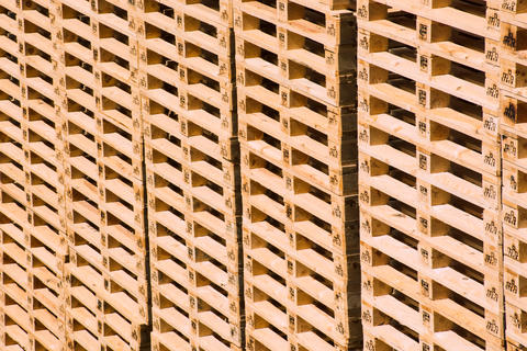 Industrial Wooden Texture Photo