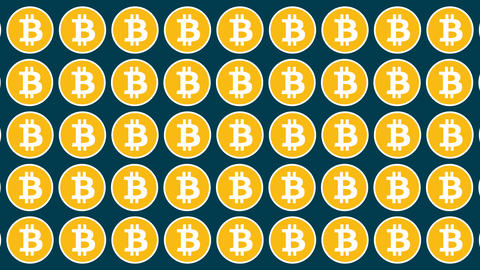 Bitcoin Cryptocurrency Coins Backgrounds