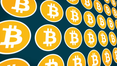 Bitcoin Cryptocurrency Coins Backgrounds 1