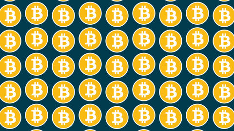 Bitcoin Cryptocurrency Coins Backgrounds 2