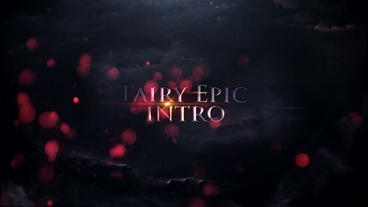 FAIRY EPIC INTRO Plantilla de After Effects