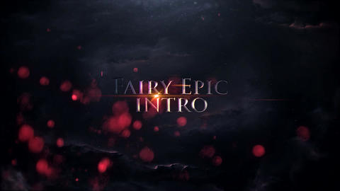 FAIRY EPIC INTRO After Effects Template