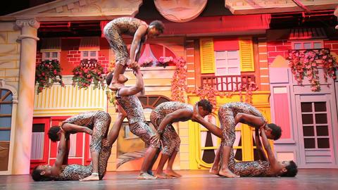 Acrobats & Circus 0