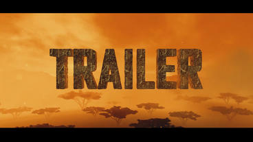 Trailer Movie Cinematic Title Template After Effect