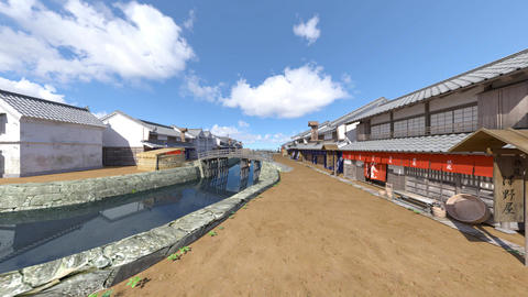 Scenery In The Edo Period 0