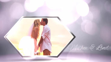 Wedding Slideshow 3 After Effects Template