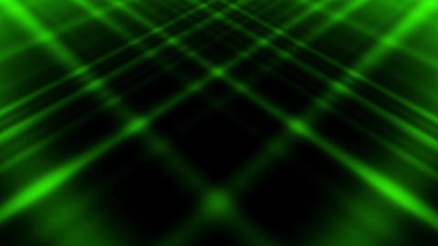 Green Abstract Crossing Lines Animated Loopable Background Animation