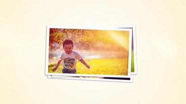 Happy Photo Opener After Effects Template
