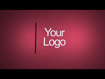Logo Animation 1 After Effects Template