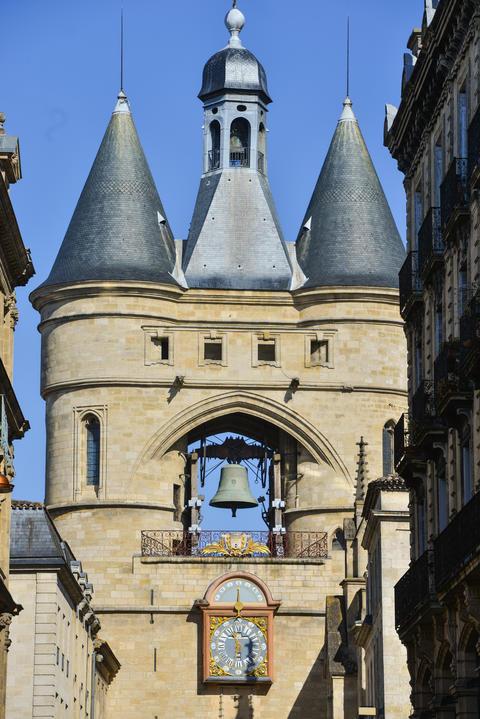Bordeaux-Grosse Cloche フォト