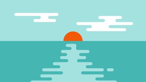 Seascape Animation