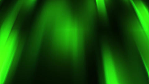 Green Abstract Vertical Stripes of Light Loopable Background Animation