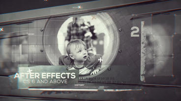 Epic Slideshow After Effectsテンプレート