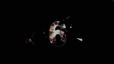 Intro - Countdown Animation