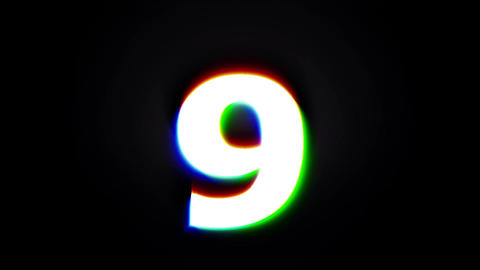 Opener - Countdown Animation