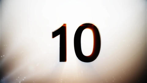 Beginning - Countdown Animation