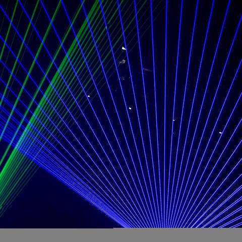 Stage Lights Fotografía