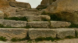 Ancient Thracian city of Perperikon, 6000 BC, Bulgaria 영상물
