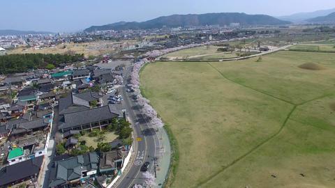 Aerial Gyeongju
