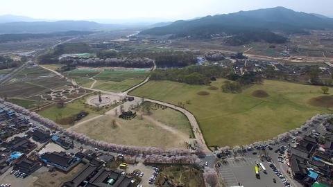 Aerial Gyeongju 0