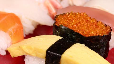 寿司 ライブ動画