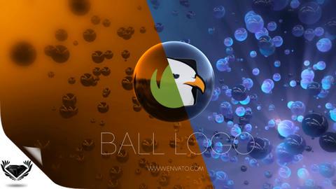 Ball Logo Reveal - 2
