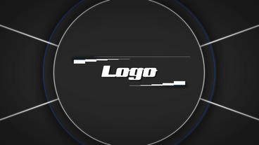 Clean & Simple Logo Reveal After Effects Template