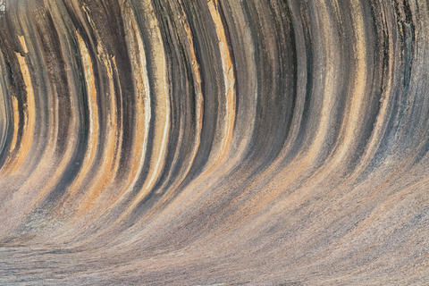Wave Rock, Western Australia Fotografía
