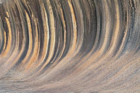 Wave Rock, Western Australia フォト
